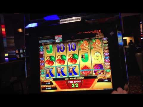$100 SLOT MACHIINE JACKPOT HAND PAY BONUS HUGE WIN MAX BET SO HOT