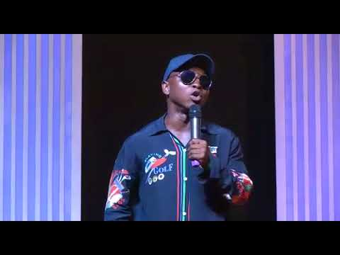 Comedian short family causes chaos in a Lagos event