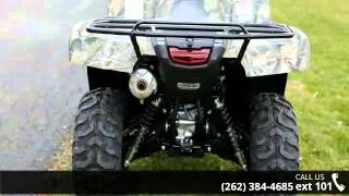 1. 2016 Honda FourTrax Rancher 4X4 Automatic DCT IRS EPS Pha...