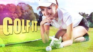 HWSQ #07 - Jetzt wirds RUTSCHIG und FLUTSCHIG :D • Let's Play Golf it