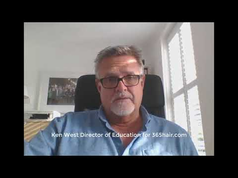 Ken West, Director of 3∙6∙5 Salon Education encourages you to work on rather than in your business.