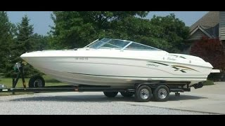 1. [UNAVAILABLE] Used 1999 Rinker 272 Captiva Open Bow in Sunbury, Ohio
