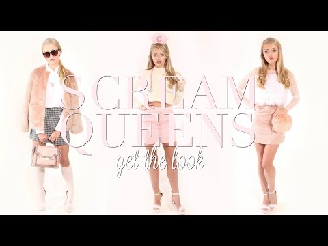 HALLOWEEN SCREAM QUEENS 'Chanel Oberlin' GET THE LOOK | Freddy My Love