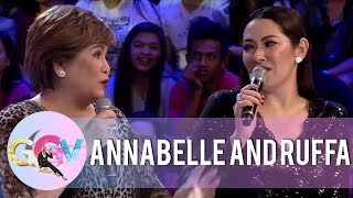 Video GGV: Annabelle talks about how much Ruffa helped their family MP3, 3GP, MP4, WEBM, AVI, FLV Januari 2019