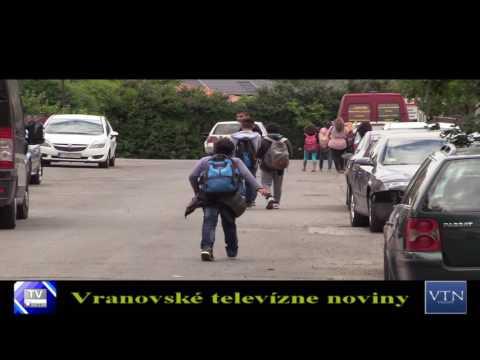 Vranov: hlučné správanie žiakov ZŠ Kukučínova znepokojuje obyvateľov Čemerného