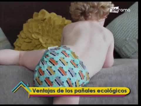 Ventajas de los pañales ecológicos