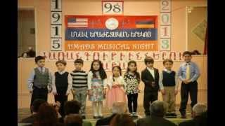 HMADS: Spring Concert, 2013