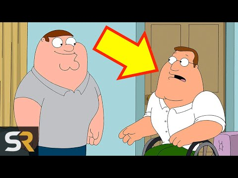 20 Dark Family Guy Jokes They Actually Got Away With