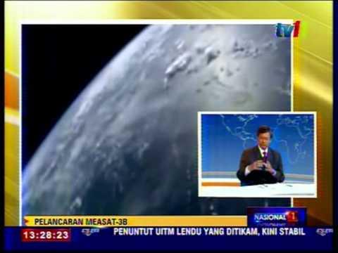 MENJELANG PELANCARAN MEASAT- 3B :  DATUK DR AHMAD SABIRIN ARSHAD  [11 Sept 2014]