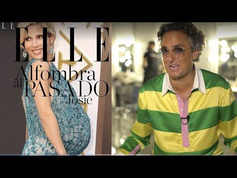 Josie: alfombra al pasado de las celebs españolas | Elle España