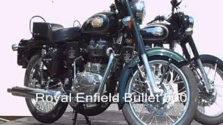 6. Bullet Royal Enfield 500 B5 at Cyclehouse in NJ