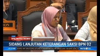 Video Saksi-saksi Tim Prabowo Kena Skak Hakim di Sidang ke-III MK MP3, 3GP, MP4, WEBM, AVI, FLV September 2019