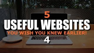 For those of you that are new to this series, these interesting websites I show you will cover a wide range of categories and hopefully you'll find some of these sites to be useful to you. As requested, I've reduced the list down to 5 to spend more time on each website. So, in this video, I will show you 5 amazing useful websites that you wish you knew earlier!▶Subscribe: https://www.youtube.com/techgumbo▶Share This Video: https://youtu.be/8L38cO0niGAUseful Websites Playlist: https://www.youtube.com/watch?v=dWFxzpTpzOE&list=PLunpbmfrhFAUSPVZqT_-ApAq7x8K_IIBNMyFridgeFood: http://myfridgefood.com/Typing.com: https://www.typing.com/Can You Run It: https://www.systemrequirementslab.com/cyriKhan Academy: https://www.khanacademy.org/Soundation: https://soundation.com/Music by: Gunnar Olsen, Jingle Punks, Vibe Tracks & Silent Partnerhttps://www.youtube.com/audiolibrary/music