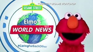 video: Sesame Street 25-minute special to tackle impact of coronavirus pandemic on children