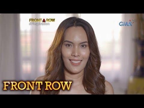Video Front Row: 2018 Bb. Pilipinas candidate, nagkuwento tungkol sa weight gain niya noon download in MP3, 3GP, MP4, WEBM, AVI, FLV January 2017