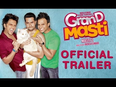 Grand Masti Movie Picture