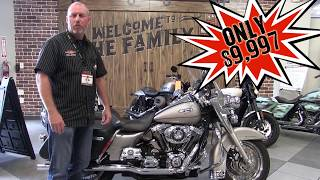 7. Used 2007 Harley Davidson Road King for sale in Florida