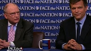 Face The Nation with Bob Schieffer - Ranking President Obama in history
