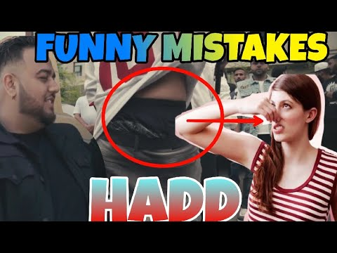 10 FUNNY MISTAKES IN HADD SONG BY DEEP JANDU | FILMY MISTAKES