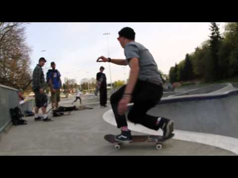 Seattle Skateparks Tour: A Sunny April 15, 2012
