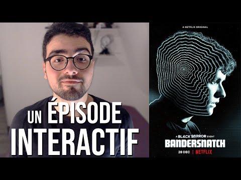 BLACK MIRROR: BANDERSNATCH | Critique à chaud (spoilers à 7:45)