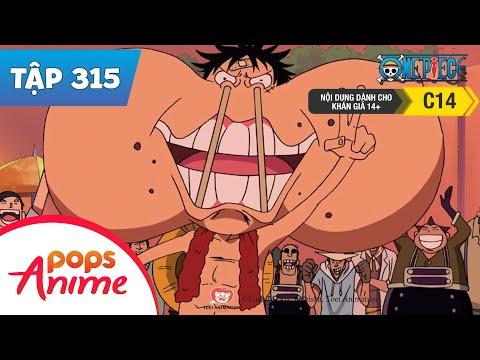 One Piece Tập 315 - Đó Là Tân Thế Giới! Xa Nhất Trong Đại Hải Trình - Đảo Hải Tặc - Thời lượng: 24:03.