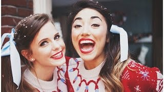 Tiffany Alvord & Alex G - Deck The Halls (Cover) ❤ #TOMSforTarget TOGETHER SWEATER