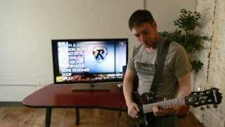 Join Taylor Benson, Associate Producer of Rocksmith 2014, and learn how to properly set up your television and sound system...