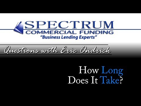 How Long Does It Take To Get A Business Line of Credit | GetBusinessCreditVideos.com