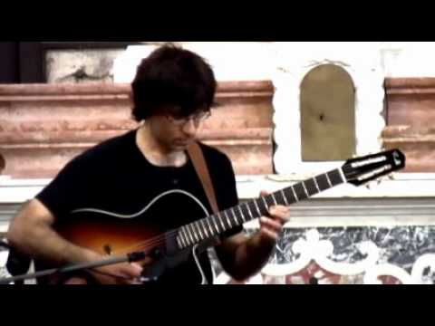 Frank Vignola - Soave Guitar Festival, Italy 2008 - Performance 1