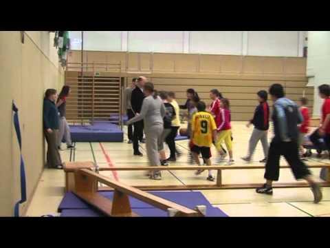 SPORT & Spiel & Spaß (2) in der Klasse H6a der Kopernikusschule Freigericht - Made by kanukassel