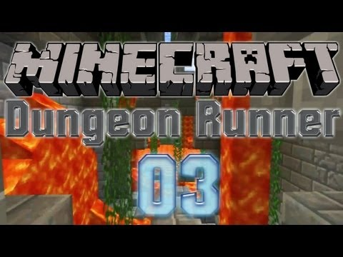 Let's Play Minecraft Adventure-Maps [Deutsch] [HD] - Dungeon Runner #3