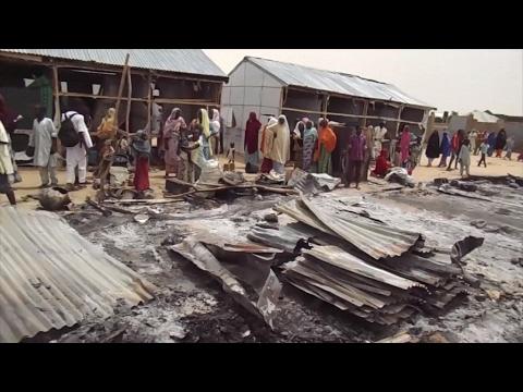 Nigeria: Over a dozen people killed in Boko Haram attack on Maiduguri