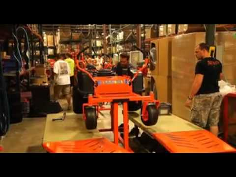 Bad Boy Mowers 2010 Tour Video