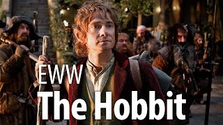 Everything Wrong With The Hobbit An Unexpected Journey In 4 Minutes Or Less