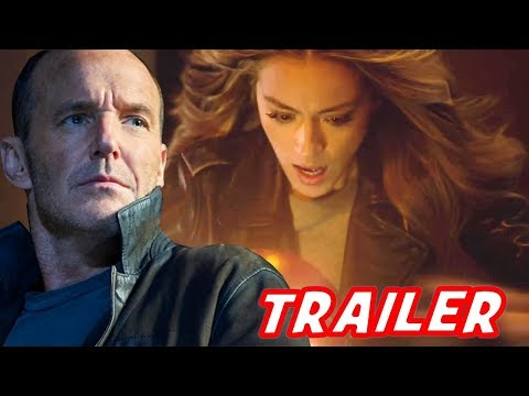 Otherworldly Villain? Butterfly Betrays Sarge?!!! Agents of SHIELD Season 6 Trailer Breakdown!!!