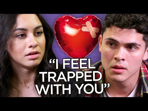 I Can't Even Look At You | Confronting My Ex | Ex-It Interview