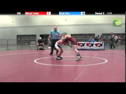 SB-Boy 105 – Mikael Failor vs. Kyler Alm