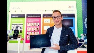 GOOD VIBRATIONS - Milan Student Designs Lenovo 920 Vibes