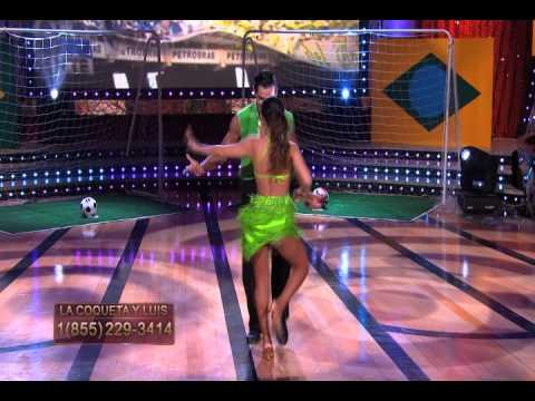 """Baile 1 de La Coqueta, """"Mi Sueño es Bailar, La Gran Final - Thumbnail"""