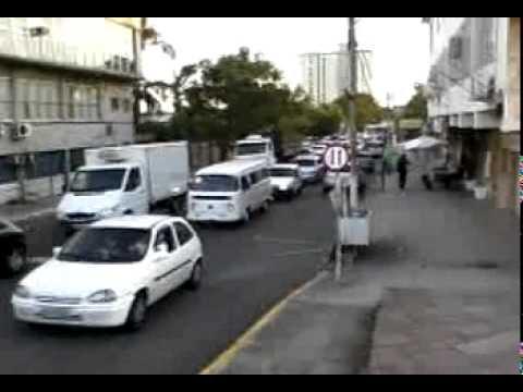 Engarrafamento em Cachoeirinha-RS 25/11/2011