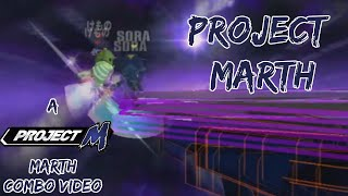 Project Marth: A Project M Marth Combo Video Ft. Sora, Charby, Mr. Meeseeks, and much more!