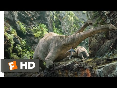 king kong 210 movie clip dinosaur stampede 2005 hd