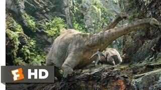King Kong (2/10) Movie CLIP - Dinosaur Stampede (2005) HD