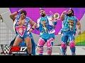 WWE 2K17 - Top 10 Funny Entrances ft John Cena, Bray, Ambrose, Triple H & More ( PS4 & XB1 ) 😆