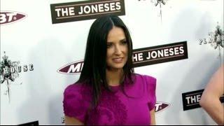 Demi Moore's Reaction To Ashton Kutcher Baby News | Splash News TV | Splash News TV