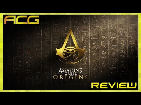 "Assassin's Creed Origins Review ""Buy, Wait For Sale, Rent, Never Touch?"""