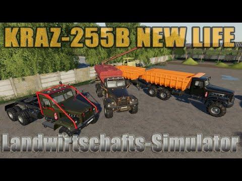 KRAZ-255B New Life v2.7.0.1
