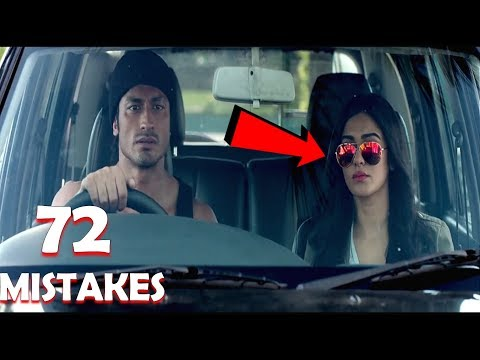 Commando 2 Full Movie | Mistakes(72 Mistake ) | Vidyut Jammwal |Adah Sharma | Galti se mistake#11