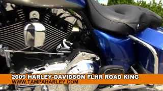 7. Used 2009 Harley Davidson FLHR Road King For Sale Call specs Price